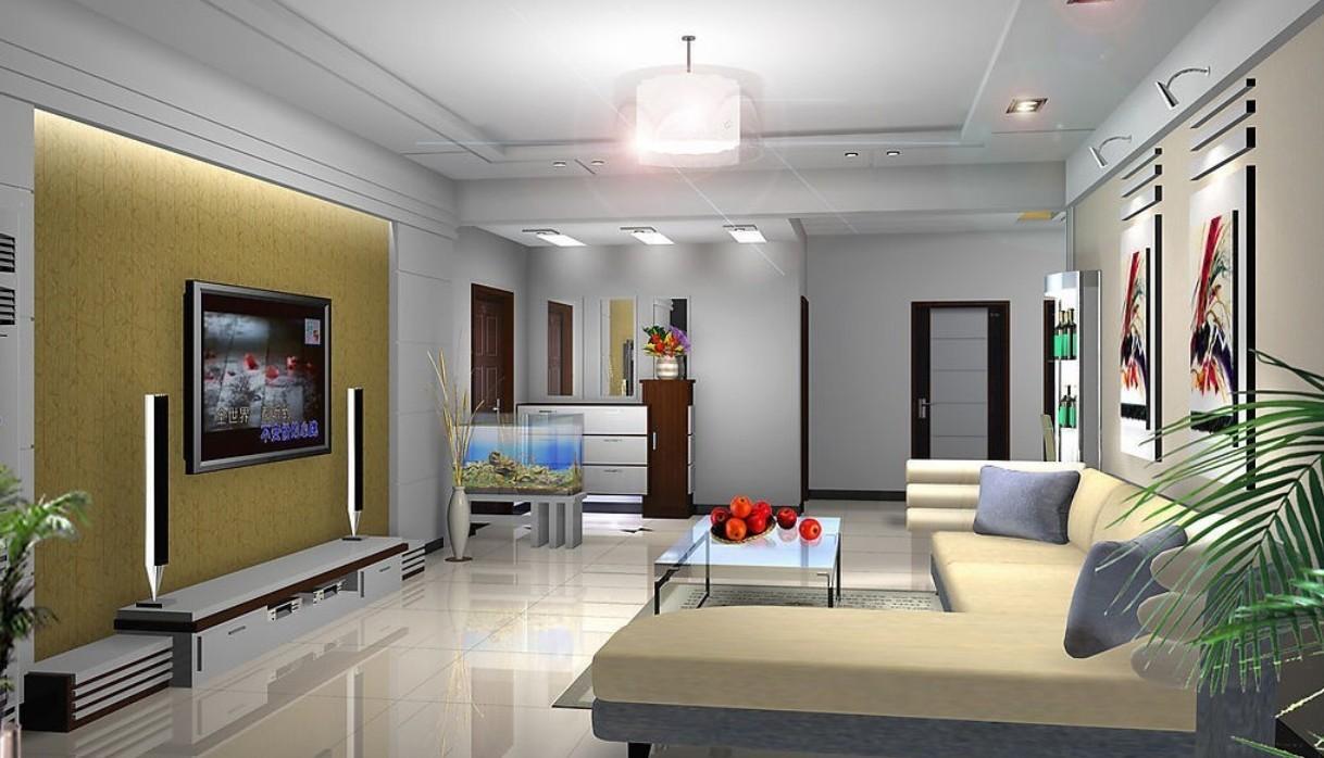 living room ceiling models