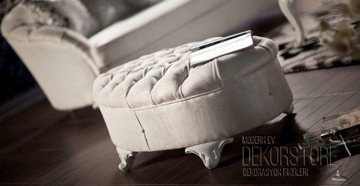 Dekoratif Puf Modelleri 2014