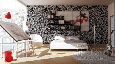 Modern Duvar Kağıdı Modelleri 2014