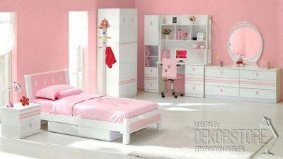 Kız Çocuk Odası Dekorasyonları 2014