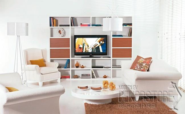kelebek tv ünite modelleri 2014