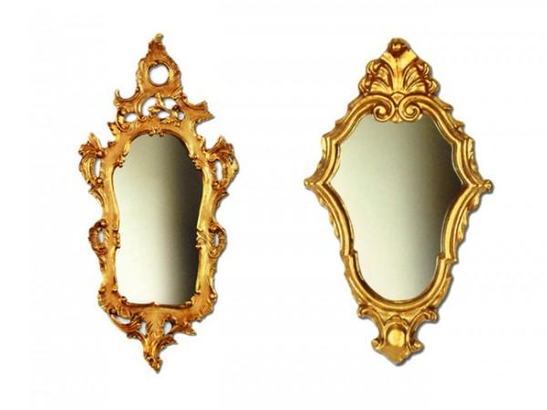 altın varak ayna tasarımları