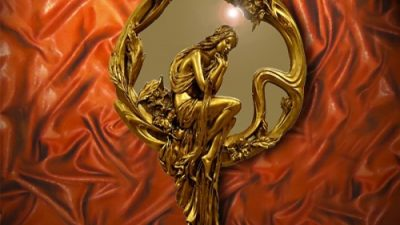 Altın Varak Ayna Modelleri