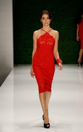 ef944c82c99fd kırmızı dantelli elbise modelleri - DekorStore