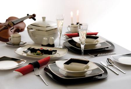 karaca 2014 yemek takımı modelleri