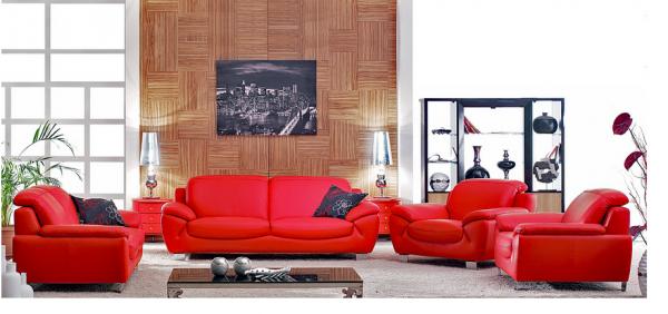 Kırmızı-Deri-Koltuk-Modelleri