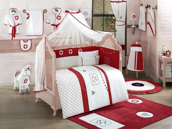 kidboo kırmızı uyku seti