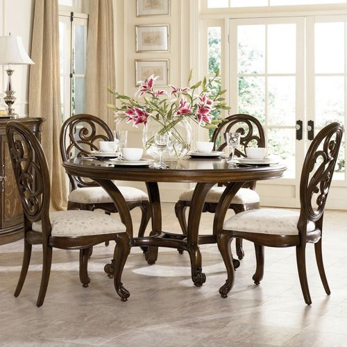 Jessica Mcclintock Couture Round Dining Room Collection
