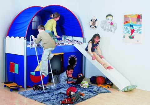 oyun parklı çocuk odası