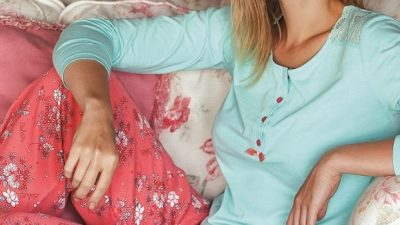 Yeni İnci Bayan Pijama Modelleri