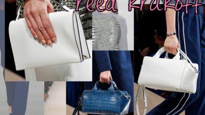 Reed Krakoff 2014 Çanta Modelleri
