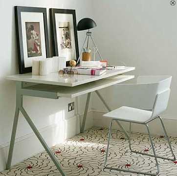 Beyaz-Home-Ofis-Mobilya-Modelleri