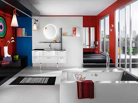 Modern-lüks-banyo-modelleri