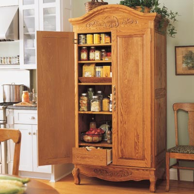 Kitchen Cutlery Cabinets Free Standing