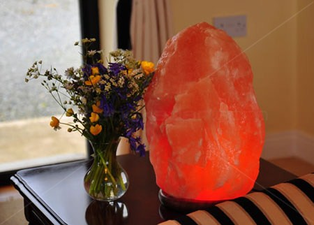 dekoratif tuz lambası