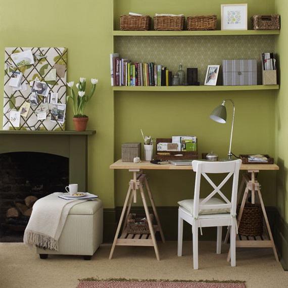 home-office-dekorasyon-onerilei