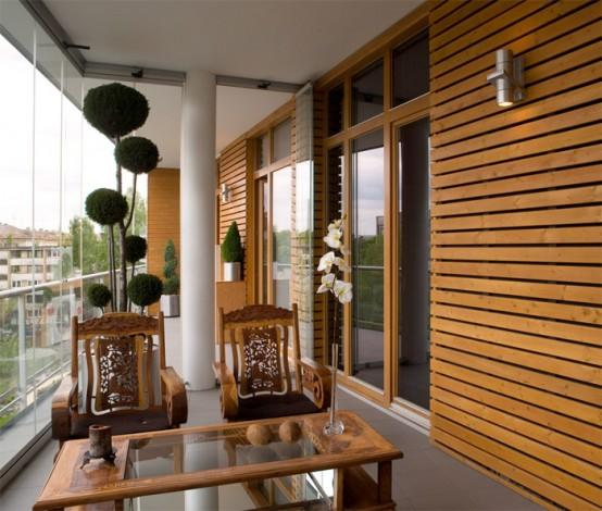 Modern-balkon-dekorasyonu