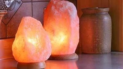 Dekoratif Tuz Lambası Modelleri