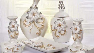 2014 Porselen Salon Aksesuar Modelleri