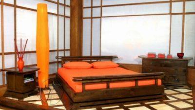 Uzakdoğu Yatak Odası Modelleri