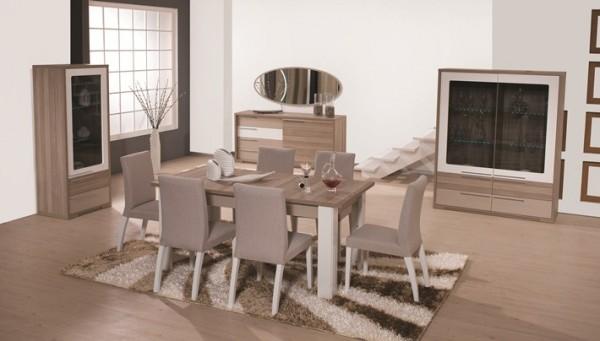 cardin krem yemek odası modeli