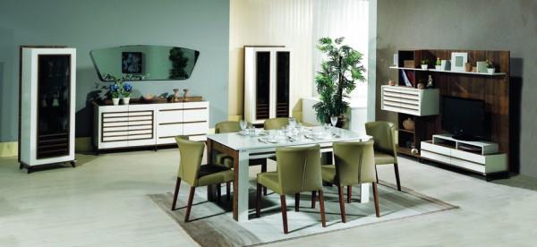 cardin yemek odası modeli