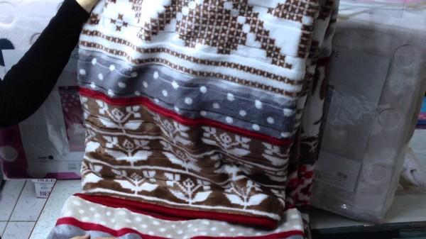 karaca home ispanyol battaniye modeli