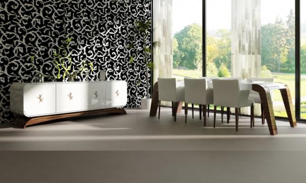 pierre_cardin_mobilia yemek odası