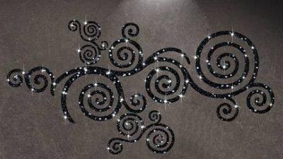 Taşlı Duvar Sticker Modelleri