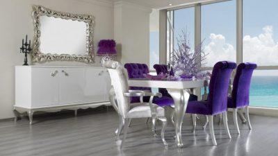 2014 Avangarde Yemek Odası Modelleri