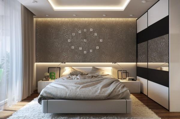 2014 yatak odası dekorasyon modelleri