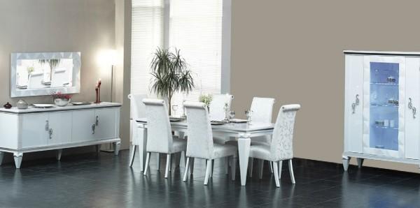 ALDORAperla-modern yemek odası