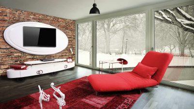Baffi Mobilya 2014 TV Ünite Modelleri