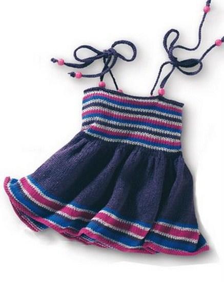 Kız-Bebek-Örgü-Elbise-Modelleri-2014