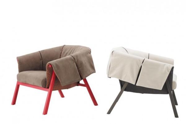 Ligne-Roset tekli koltuk tasarımları