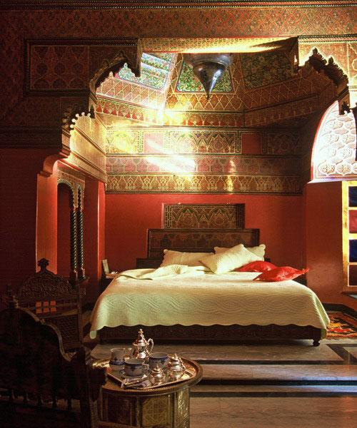 arap yatak odaları