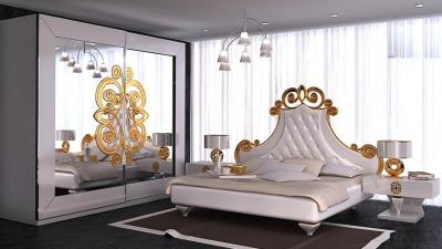 2014 Avangarde Lüks Yatak Odası Modelleri