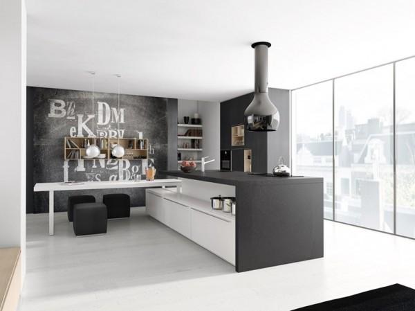 aydınlık mutfak dekorasyonları