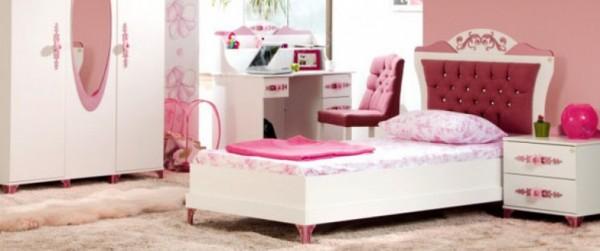 berke mobilya genç kız odası