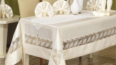 2014 Evlen Home Masa Örtüsü Modelleri