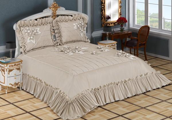 evlen home yaren yatak örtüsü