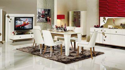 2014 Merinos Yemek Odası Modelleri
