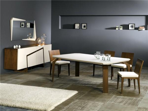 milano yemek odası modeli