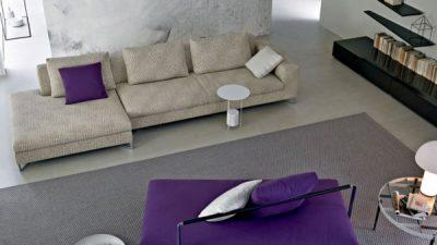 2014 Modern Salon Dekorasyon Örnekleri