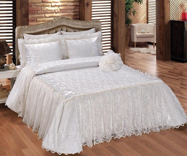 rosella yatak örtüsü