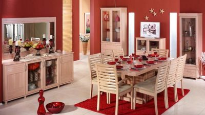 2014 İtalyan Yemek Odası Modelleri