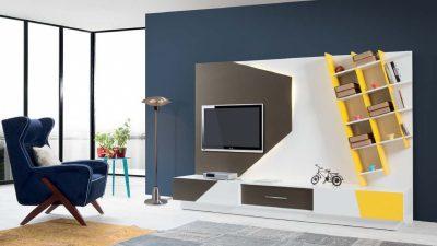 Tarz Mobilya TV Ünite Modelleri 2014