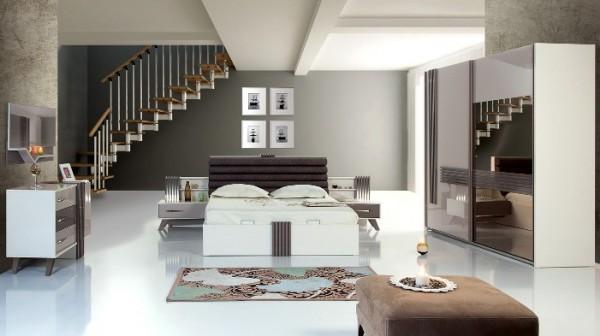 yeni yatak odası modelleri