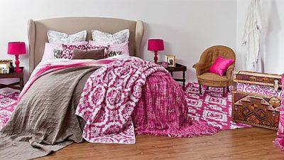 2014 Zara Home Yatak Örtüsü Modelleri