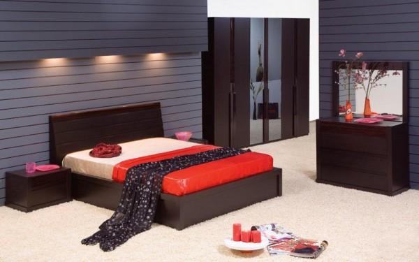 Koyu-renk-yatak-odası-tasarım-özbay-mobilya-örnekleri